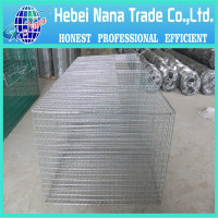 square wire mesh rabbit cage chicken fence/factory price lowes chicken wire mesh roll/chicken wire cage mesh