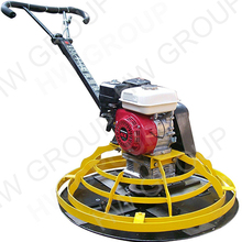 Honda engine used concrete power trowel machine for sale