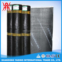 Excellent Comprehensive Physical Properties SBS polymer asphalt rubber waterproofing membrane