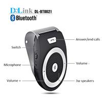 Bluetooth V3.0+EDR Handsfree Multipoint Car Kit Speakerphone