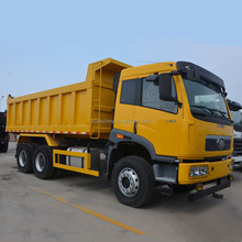 FAW Dump Truck Tipper Truck Price 6x4 10 wheel Dump Trucks For Sale