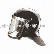 Full Head Protection Anti-riot Helmet with anti fog visor/police riot helmet