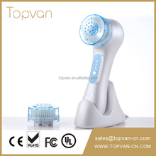 Multi-Function waterproof rotary Cleansing Facial Brush