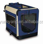 2014 carrying soft dog cages pet carrier house bag