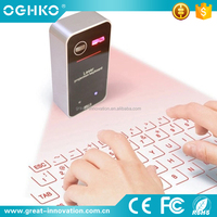 2016 Hot New Design Laser Projection keyboard