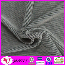 rayon spandex polyester four way stretch knitted jersey fabric