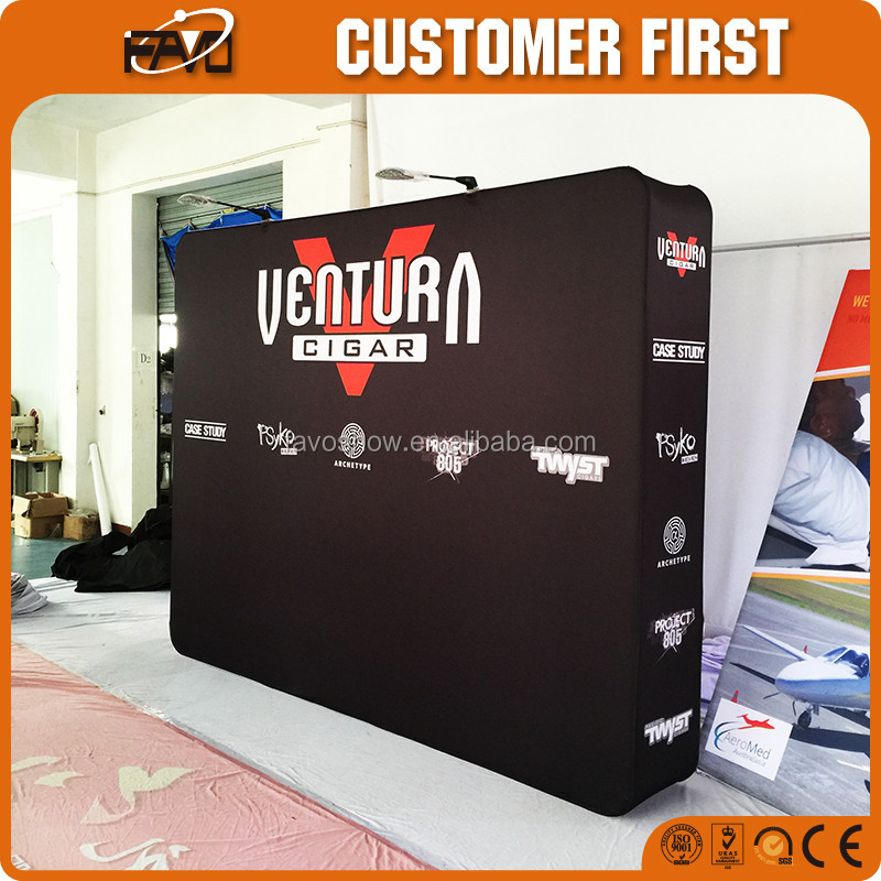 Indoor Or L-Shaped Outdoor Custom Built Display Exhibition Booth 20X20
