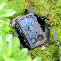 Wild camera H801 Range of IR Flash 20 Meter Detection angle of sensors 50 degree