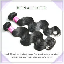 8A grade top quality long lasting human hair extension on sale for black women beauty body wave virgin malaysian hair