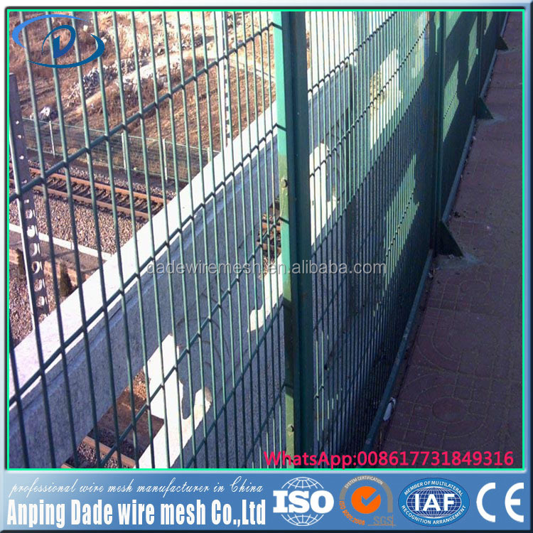 Factory direct welded fence folding metal dog fence