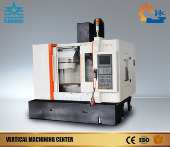 8000 rpm spindle speed CNC Metal Machining Center