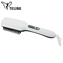 electric hair straightening comb for hair loss