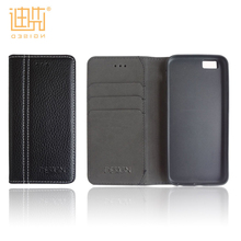 Luxury Durable PU Leather Wallet Phone Case For Huawei