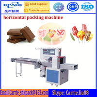automatic horizontal packing machine/pillow food packaging machinery 0086-13817357426