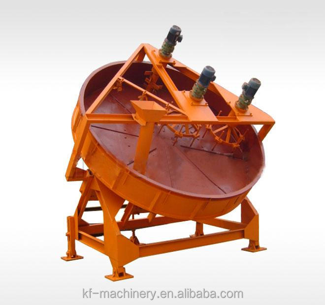 Organic ball fertilizer granulation machine/disc granulator/granulating machine