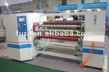 FR-808 Dual Shaft Automatic Adhesive Tape Rewinding Machine/Masing Tape Rewinding & Slitting Machine