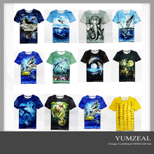 China Aeropostale Cheap Wholesale T-shirts,Promotional Animal Tshirts