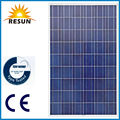 TUV CE certificated 140W poly solar panel solar panel price