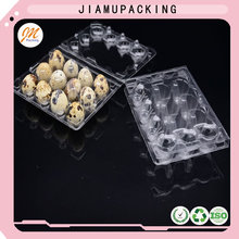 12 holes quail egg crate, PET cheap plastic packaging