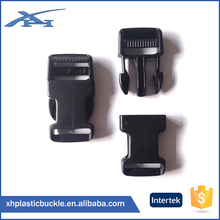 Factory Sale Luggage Strap Belt Clip Plastic Side Release Buckles