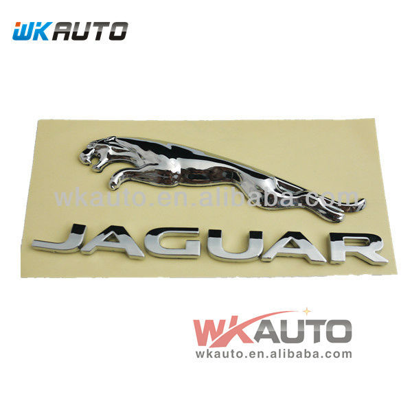 jaguar rear badges car badges emblems