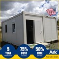 ARK Flatpack Good Quality Colombian Container house Project