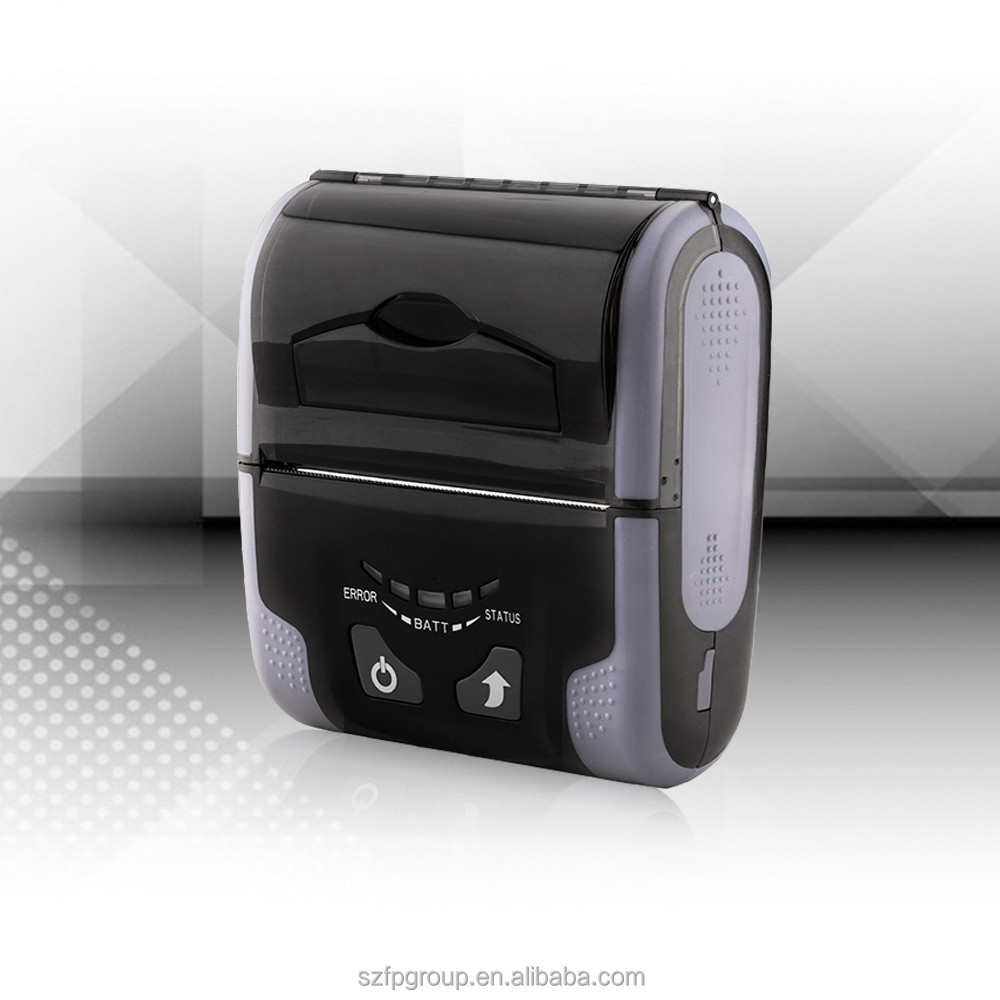 RPP300 WIFI+Bluetooth+USB mobile 80mm 3 inch thermal printer