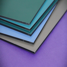 OEM a2 grade fireproof cheap price acp and aluminum composite panel flashing powder aluminum composite panel