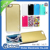 Fashion printing credit card holder tpu pc combo case for iPhone 6 hybrid case
