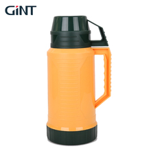 China factory 500ML thermos termos vacuum flask flasks bottle with glass inner liner refill and plastic body for children
