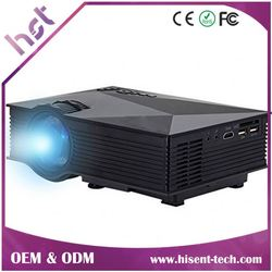 Tv mini bi xenon projector lens daylight projector inside out movie