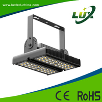 Newest design 80w led tunnel light IP65 with Meanwell driver