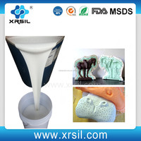 Factory price of Mould making liquid silicone rtv2