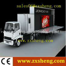 led mobile advertising screen board for truck of p16 wholesale alibaba