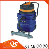 plastic tank industrial wet and dry vacuum cleaner 90L 2000w