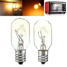 Oven Fridge Lights High Temperature E12 15W miniature bulb T20 Toaster Refrigerator Filament Bulbs