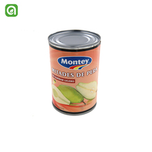 425g High Quality Canned Fruits Canned Pear In Halves
