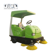 I800 Floor Cleaning Services Factory Road Sweeper Vacuum Parking Lot Sweeper Electric Ride-On Vacuum Sweeper