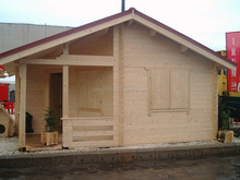 cheap prefabricated wood house