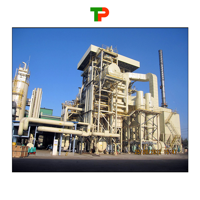 Steam boiler/Wood fired Thermal Oil boiler for woodworking industry/MDF production plant