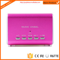 Music Angel bluetooth speaker with hand free call water resistant bluetooth speaker latest craze
