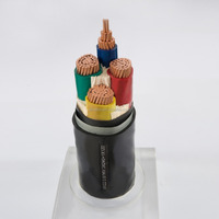 0.6/1kV YJV22 XLPE Insulated Tape Armored Power Cable