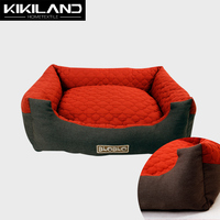 Design elevated rattan foam for dog bed