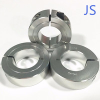 Single Split Shaft Locking Collars One