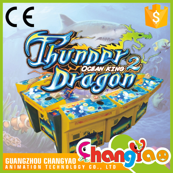 Dragon Shooting Machine Casino Multi Fishing Game For Sale