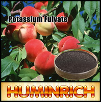 Huminrich Shenyang Potassium Fulvate Soluble Npk Foliar Spray Fertilizer