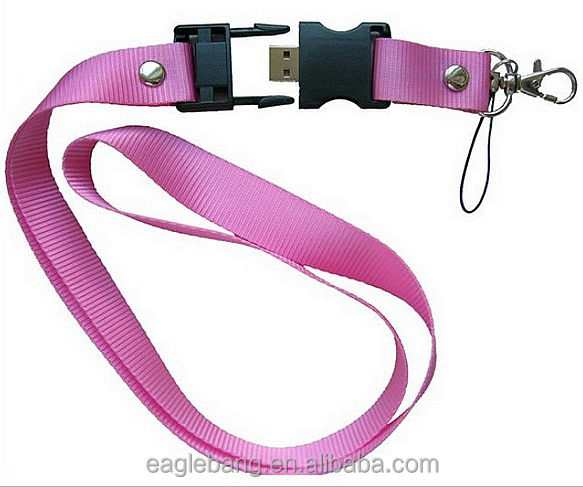usb flash driver 1gb 2gb office lanyard usb scrap usb disk