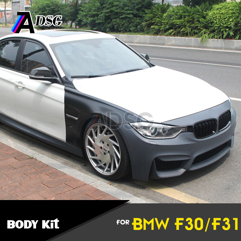 f80 m3 style body kit for bmw f30 2012 - 2017 3 series including
