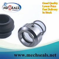 replace Flowserve 38D o ring mechanical seal for hot oil pump
