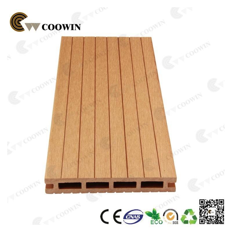 Outdoor WPC prefabricated decking